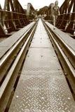 El puente del río Kwai imagen de archivo libre de regalías