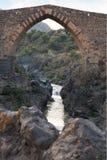 El puente del Saracens Fotografía de archivo libre de regalías