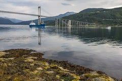El puente entre las islas imágenes de archivo libres de regalías