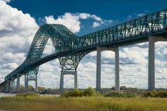 El puente Laviollette Imágenes de archivo libres de regalías
