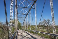 El puente viejo de Maxdale Imagen de archivo libre de regalías