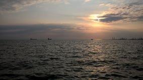 El puerto Foto de archivo