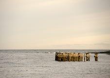 El puerto Imagen de archivo libre de regalías