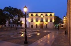 El Puerto De Santa Maria, Hiszpania Zdjęcia Royalty Free