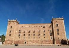 El Puig, Испания 11/28/18: Монастырь Santa Maria стоковая фотография rf
