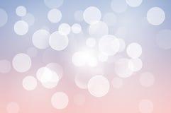 El punto borroso se enciende con el color de la imagen del año 2016/fondo Imagen de archivo libre de regalías