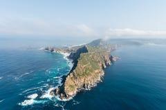 El punto famoso Suráfrica del cabo Imagen de archivo libre de regalías