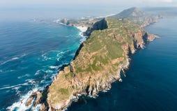 El punto famoso Suráfrica del cabo Fotos de archivo