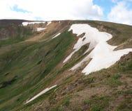 El punto más alto en Rocky Mountain National Park Imágenes de archivo libres de regalías