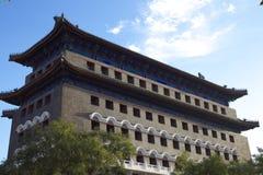 El Qianmen Fotos de archivo