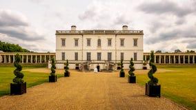 El Queen& x27; casa de s, Greenwich foto de archivo