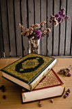 El Quran santo foto de archivo libre de regalías