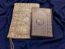 El Quran santo foto de archivo