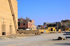 El quseir egypt Stock Image