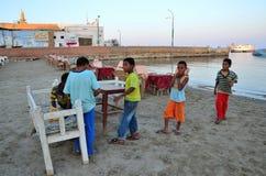 El-quseir, egypt Fotografering för Bildbyråer
