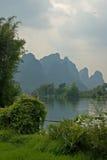 El río Imagen de archivo libre de regalías