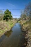 El río Foto de archivo libre de regalías