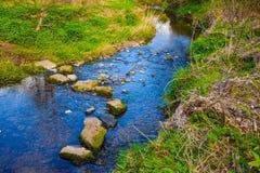 El río Fotos de archivo libres de regalías