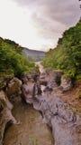 El río Blanco Fotos de archivo libres de regalías