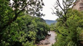 El río Blanco Fotografía de archivo libre de regalías