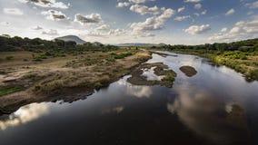 El río Cocodrilo Foto de archivo libre de regalías