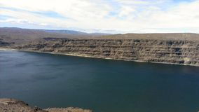 El río Columbia fotos de archivo libres de regalías