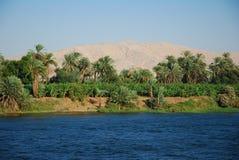El río del Nilo Fotos de archivo