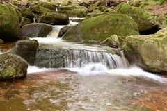 El río Ilse Imagen de archivo libre de regalías