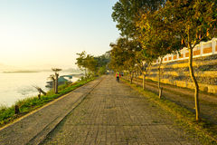 El río Mekong Imagenes de archivo