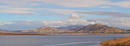 El río Murray Imagenes de archivo
