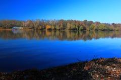 El río Potomac Fotografía de archivo libre de regalías