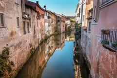 El río Rio Mantova Fotografía de archivo