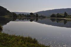 El río Yuryuzan fotos de archivo