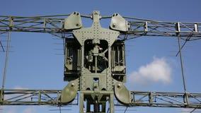 El radar almacen de metraje de vídeo
