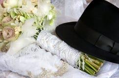 El ramo de la boda foto de archivo libre de regalías