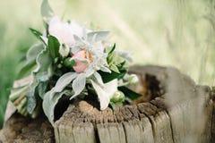 El ramo de la novia Imagen de archivo