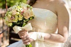 El ramo de la novia y de la boda Imagenes de archivo