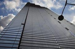 El rascacielos más alto Foto de archivo