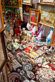 EL Rastro da feira da ladra no Madri Foto de Stock Royalty Free