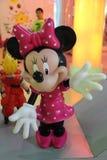 El ratón de mickey femenino Imagenes de archivo