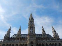 El Rathaus Fotografía de archivo