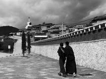 El recorrer a la torre Fotos de archivo libres de regalías