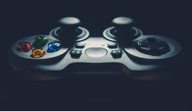 El regulador del juego Fotografía de archivo