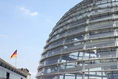 El Reichstag Fotografía de archivo libre de regalías