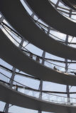 El Reichstag en Berlín Fotos de archivo libres de regalías