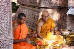 El Reino de Camboya Angkor Wat Imagenes de archivo