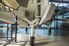 Relámpago II de Lockheed Martin f-35a Imagen de archivo libre de regalías
