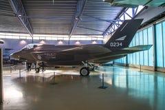 Relámpago II de Lockheed Martin f-35a Imagenes de archivo