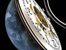 El reloj Imagen de archivo