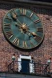 El reloj Fotografía de archivo libre de regalías